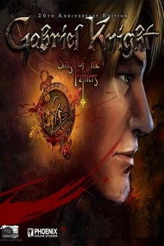Gabriel Knight: Sins of the Fathers 20th Anniversary Edition HD